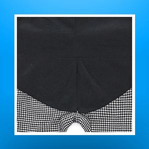 Hopscotch Boys Cotton Waistcoat Style Bow Applique Romper in Gray Color