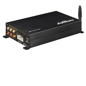 AXTON A592DSP DSP-Endstufe per App bedienbar, Einstellungen per Handy