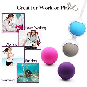 Ben-Wa balls kit