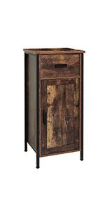 Side Floor Cabinet