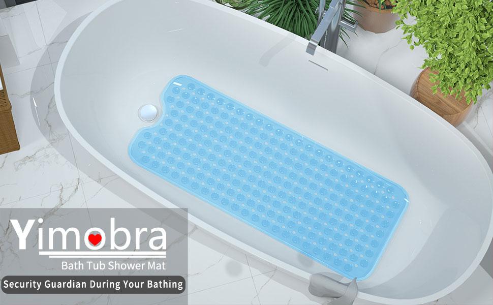 bath tub mat clean