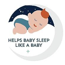 ホワイトノイズ 赤ちゃん ぐっすり