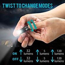 Twist to Change Modes