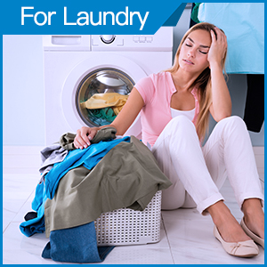 for laundry