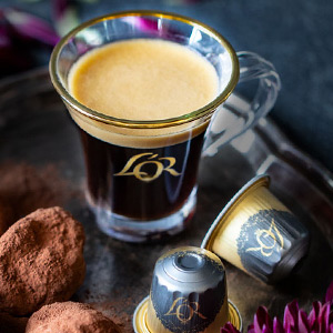 L'Or, espresso, coffee, capsules