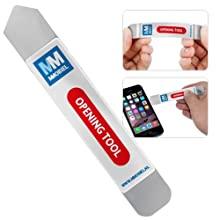 MMOBIEL Kit de apertura y reparación 24 en 1 con pinzas, destornilladores, spudger, compatible con smartphone y tablets: Amazon.es: Bricolaje y herramientas