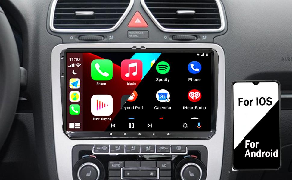 Carplay and Android Auto