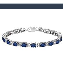 Blue Stone and Diamond