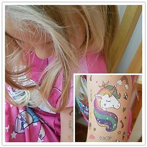 Dinosaur Temporary Tattoos