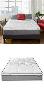 Zinus Queen Mattress Online Cheap Australia Pocket Spring Foam