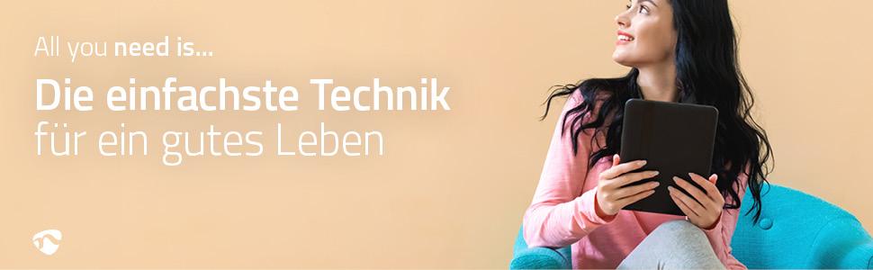 Nedis Gartenschale FÜr Kacm120e Bk Elektronik