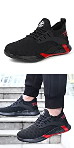 Work Shoes for Men and Women