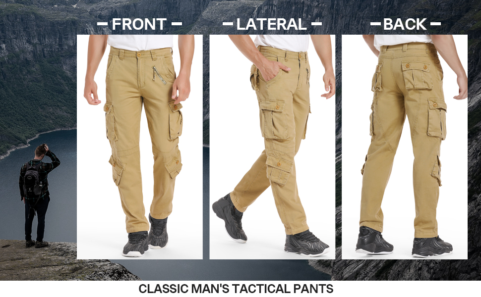 military cargo pants for men