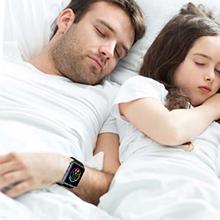 Monitoring del sonno e Sveglia