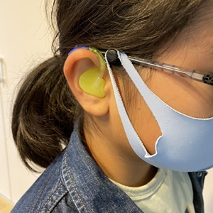 補聴器 使用 マスクラック マスク楽 耳が痛くならない コロナ禍 フェイスオプティック