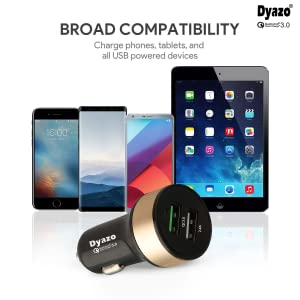 car fast charging charger car usb fast charger mobile charger car adapter charging car cable mobile