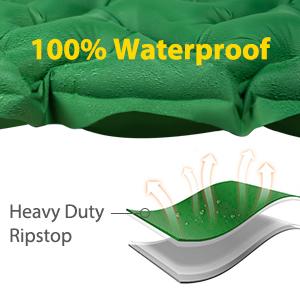 WATERPROOF AND RIPSTOP MATERIAL