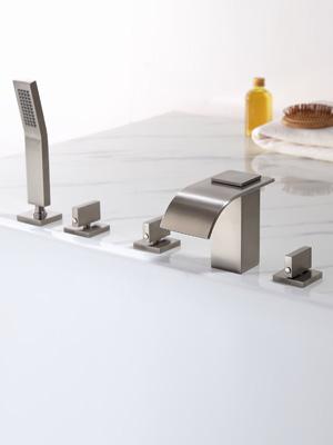 roman bath tub faucet