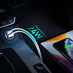 lighter usb charger  car usb charger  car charger iphone  12v usb car charger  ipad car charger