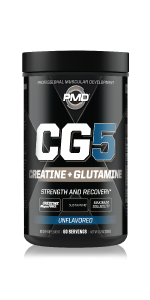 Creatine for strength and lean mass, glutamine for recovery and to build muscle