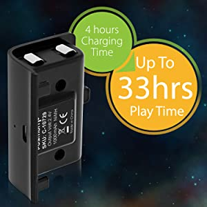 """SGS Certified Capacity """"Charge & Play"""" Battery"""