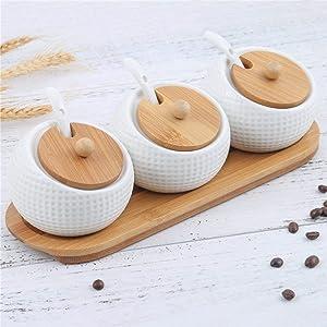ceramic spice containers