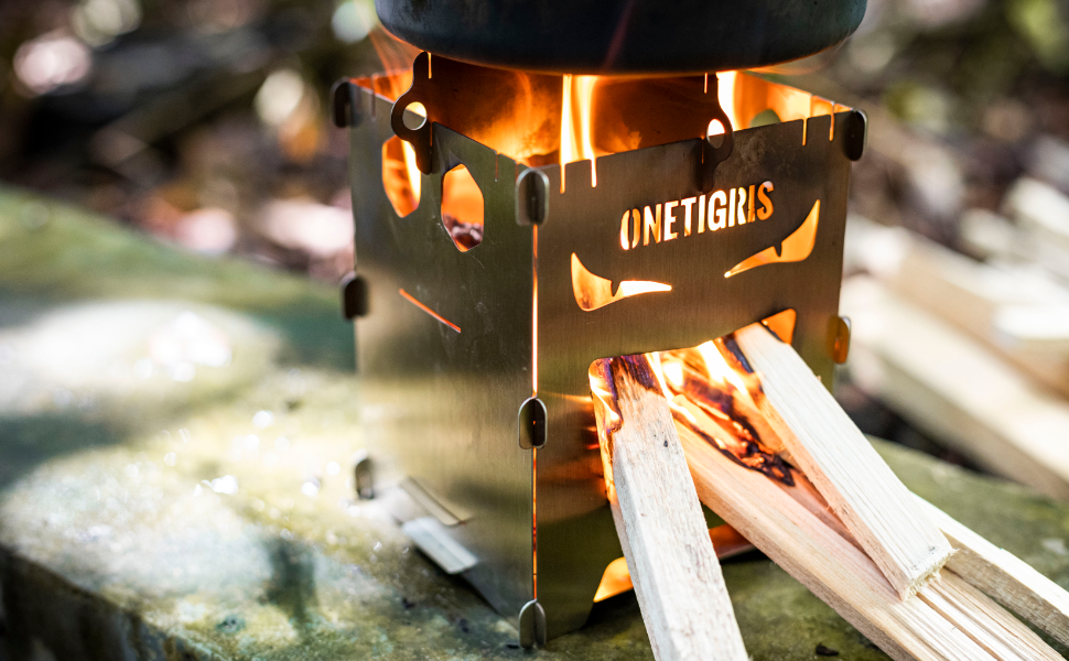 camping foldable stove