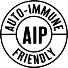 auto-immune friendly AIP