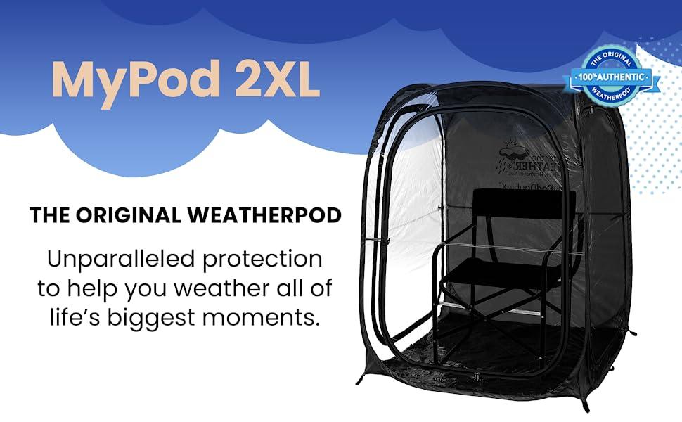 Under the Weather MyPod 2XL