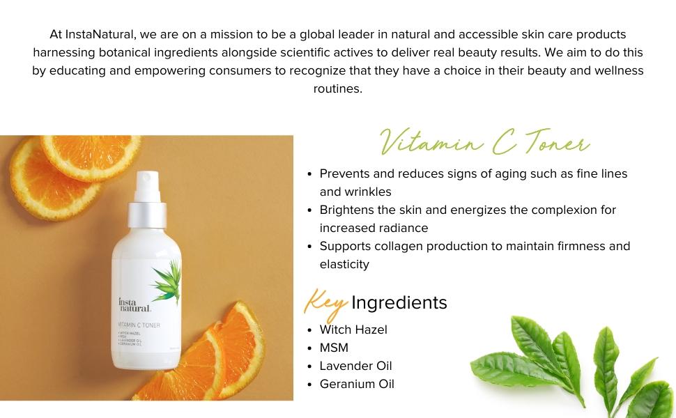 Vitamin C Toner