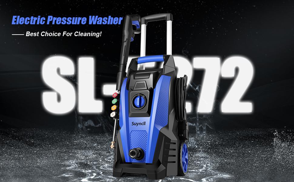 2000W power washer