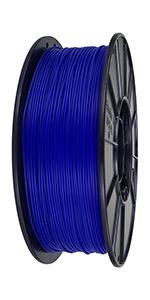 Blue PLA 3D Printing Filament