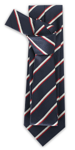 Classic Striped Tie Mens Necktie