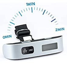 luggage scale travel digital