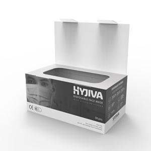 4-ply mask dispenser box