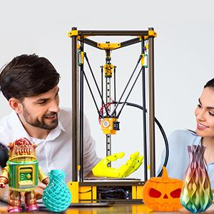 pla filaments fit for fdm printer