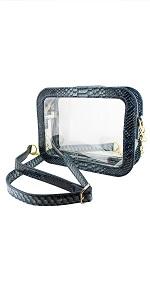 clear camera bag