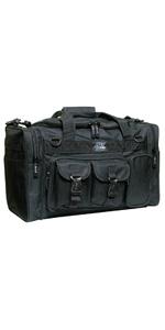 tf118, range bag, tactical bag, black range bag, small range bag, range bags, mens duffel bags