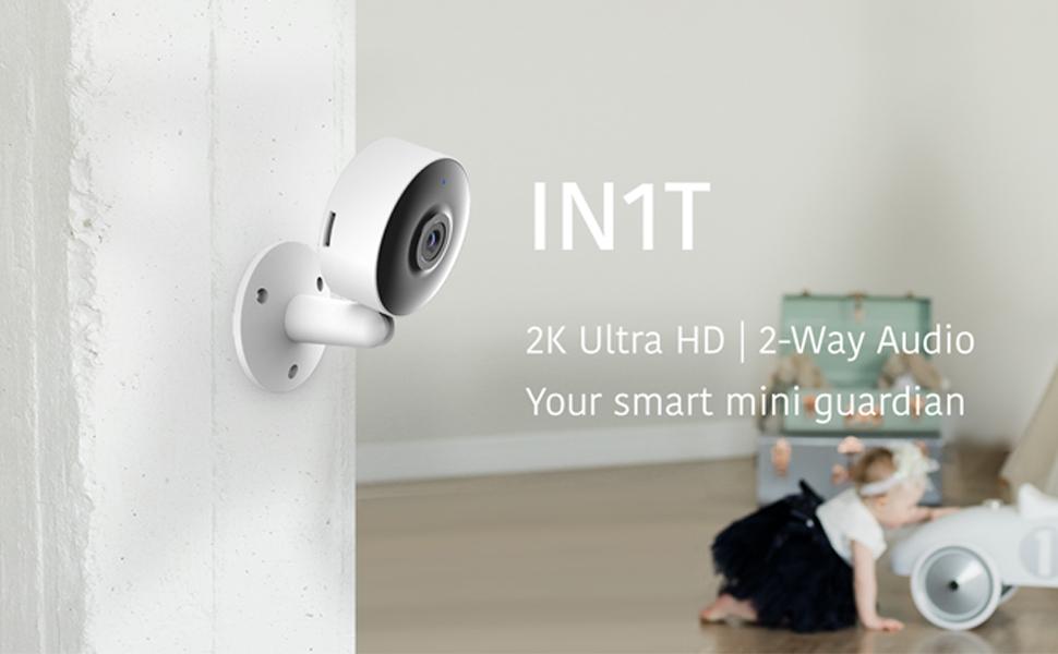 Arenti IN1T-2K Smart Home Camera