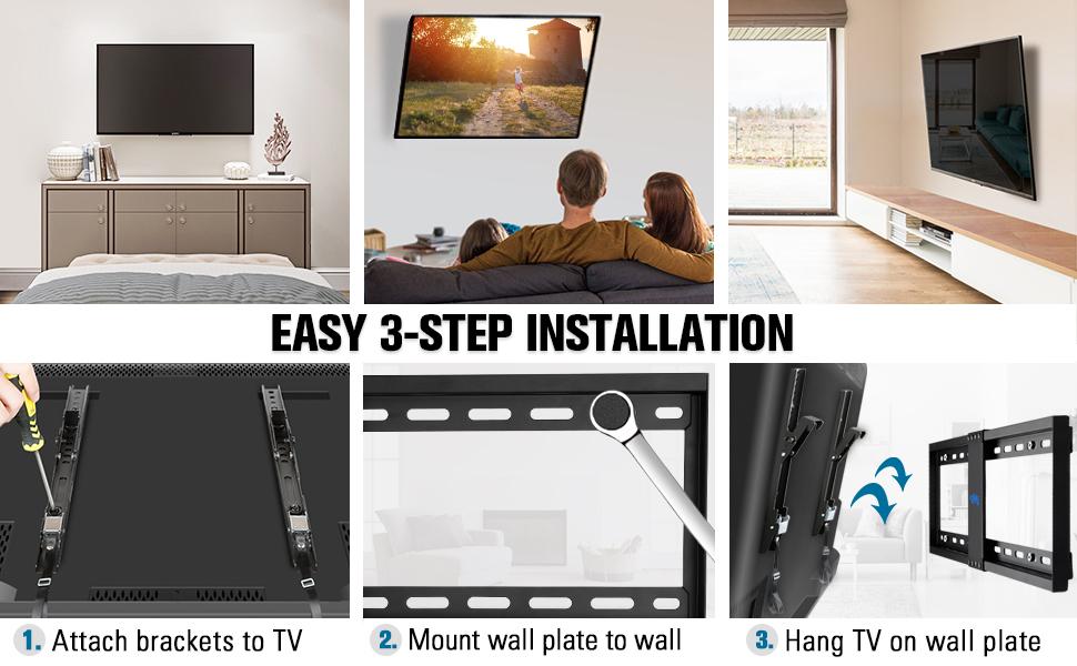 tv wall mount tilting tv mount tv bracket tv wall bracket