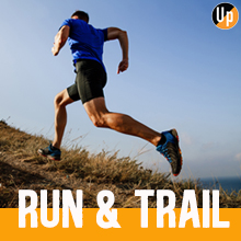 UphillSport Run & Trail Category for Running Socks