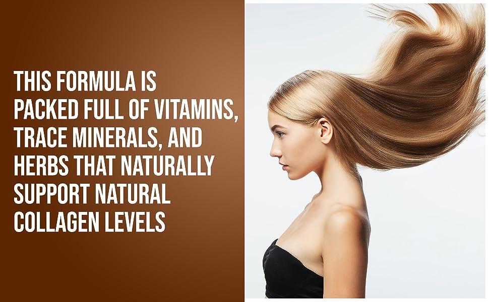 Dr Berg Hair Formula