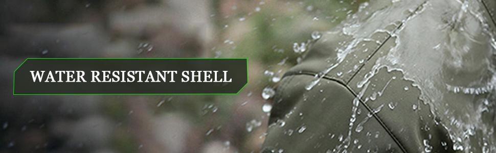Military Tactical Soft Shell Jacket Coat