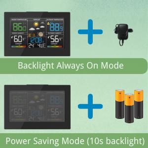 2 power supply ways