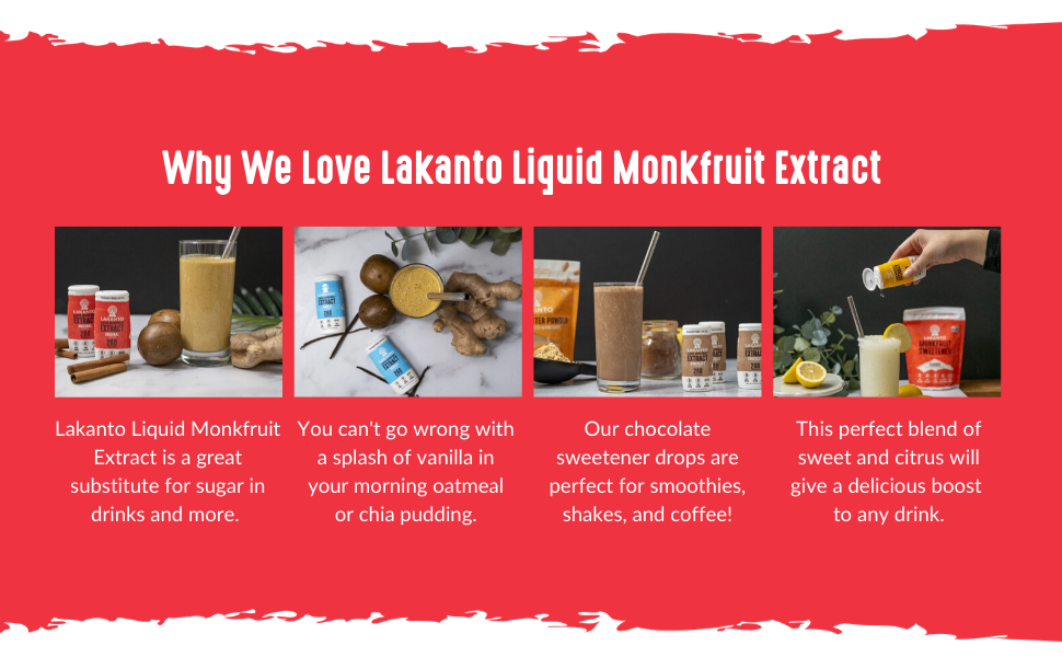 sweetener drops, monk fruit, monkfruit, all-natural