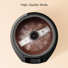 Powerful Electric Coffee Grinder