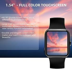 smart watch,smart watch heartrate monitor,fitness watch tracker,womens smart watch,tracker watch