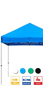 outdoor fire-proof canopy tent