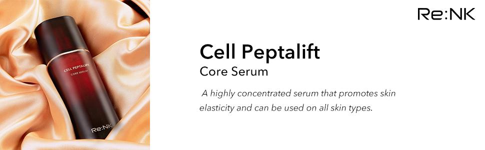 cell, pepta, skincare, serum, skin, elasticity