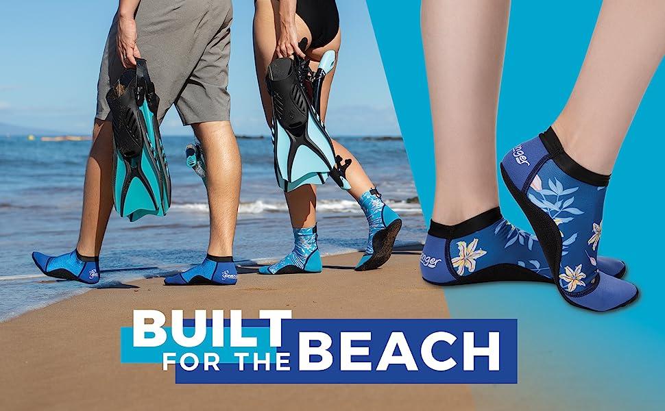 Seavenger seasnug beach socks short socks